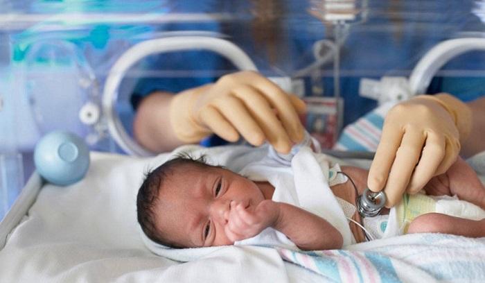 العناية المرّكزة لحديثي الولادة